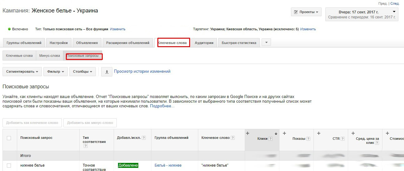 как вести кампанию в google adwords