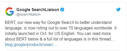SEO Google 2020